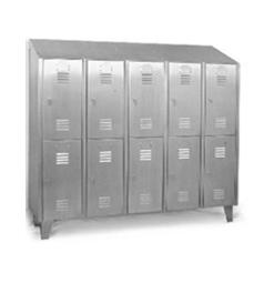 tủ locker phòng sạch - cơ khí nguyệt ánh